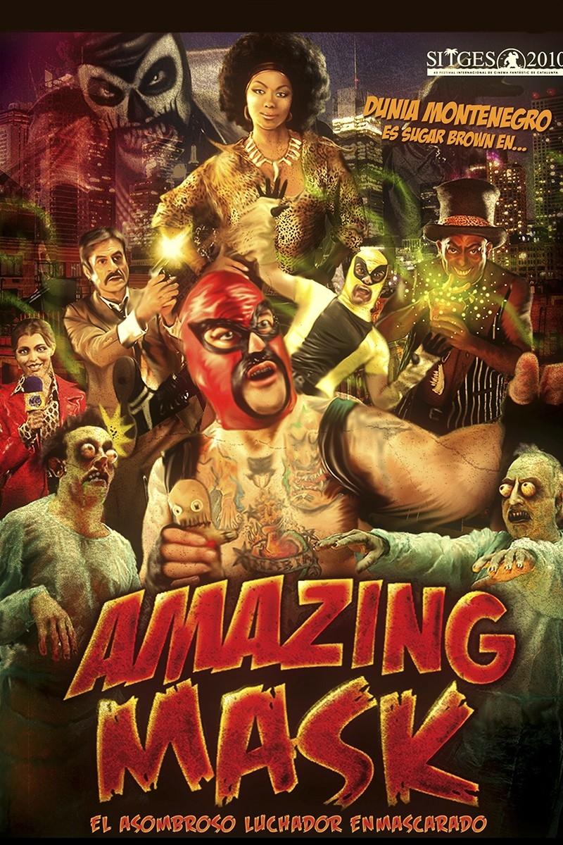 Amazing Mask vs La Sobrenatural Mujer Voodoo