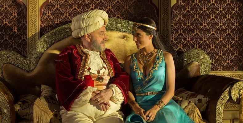 Las nuevas aventuras de Aladino