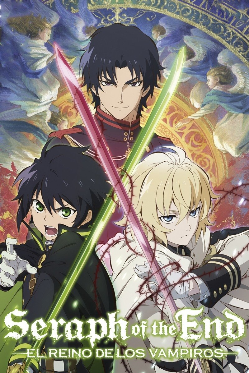 El Reino de los Vampiros: Seraph of the End