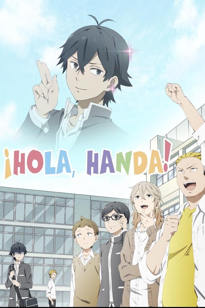 ¡Hola, Handa!