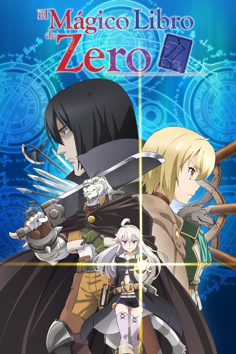 El mágico libro de Zero
