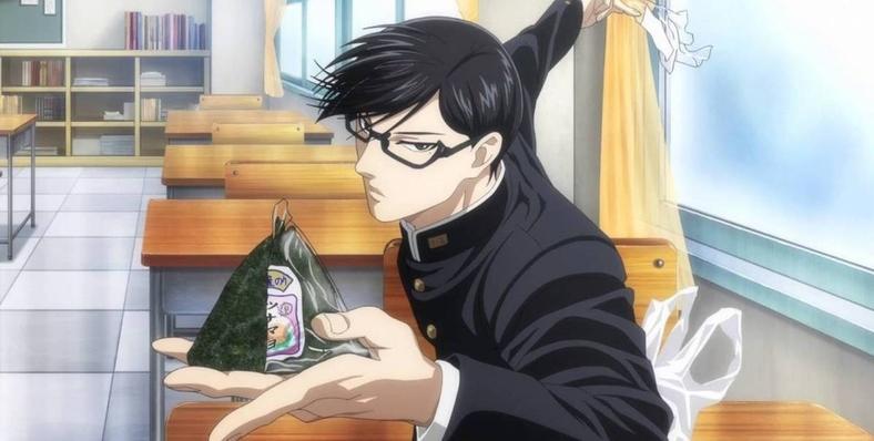 Soy Sakamoto, ¿por?