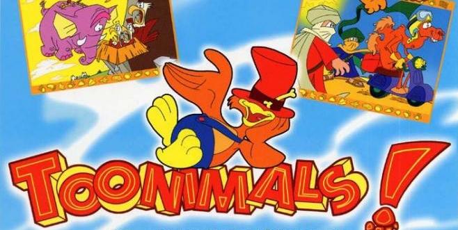 Toonimals