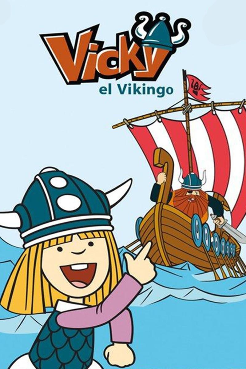 Vickie el vikingo