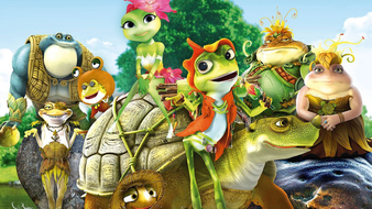 El reino de las ranas