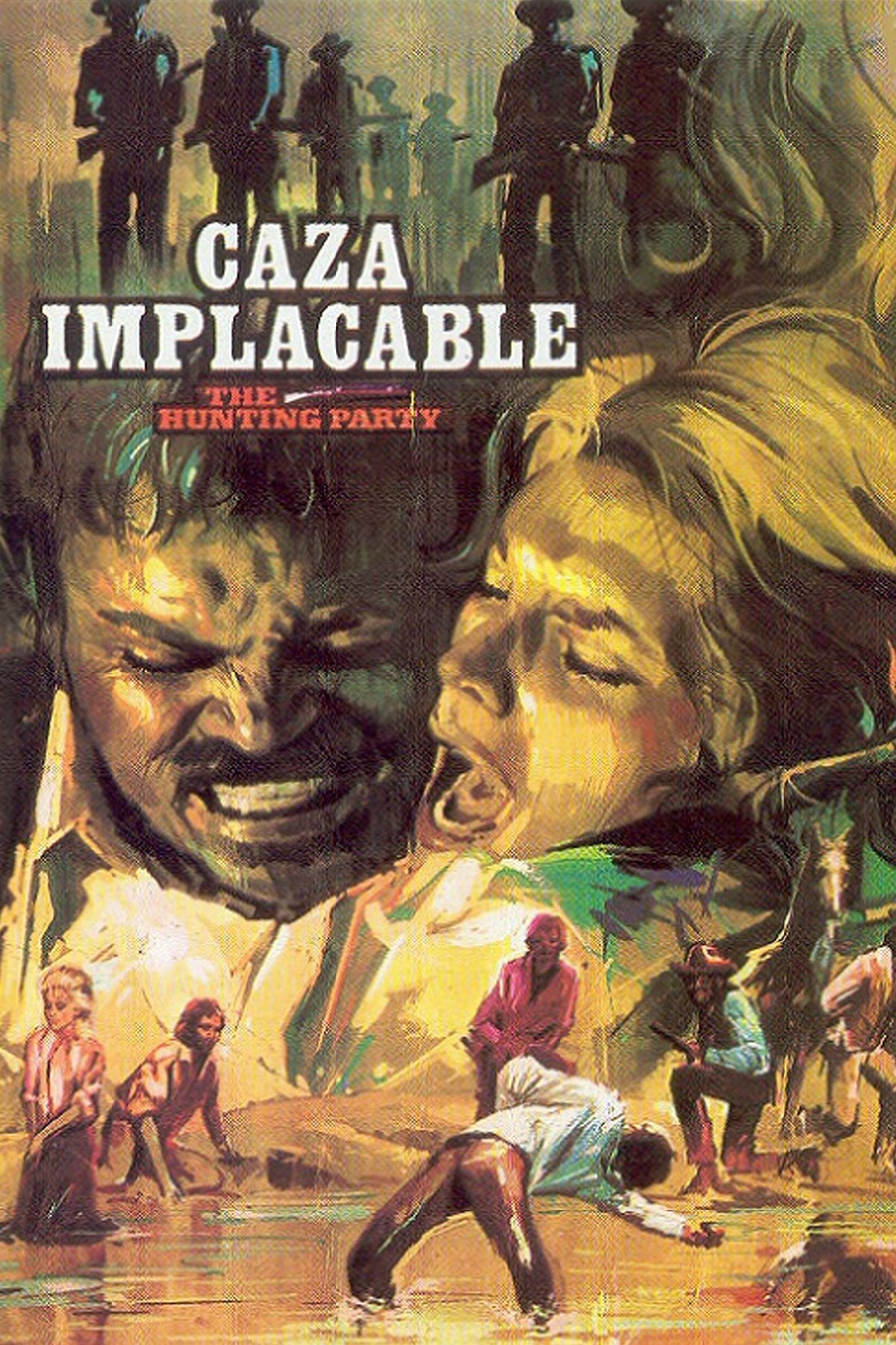 Caza implacable