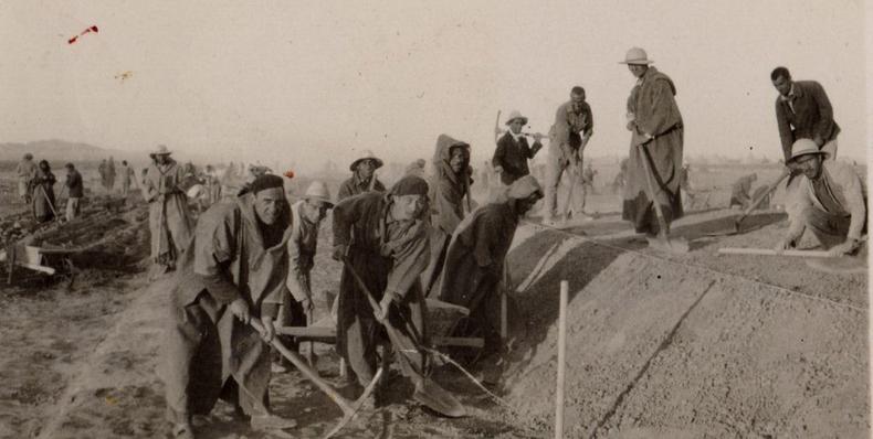 Espías en la arena. Objetivo: España