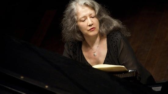 Martha Argerich interpreta Schumann