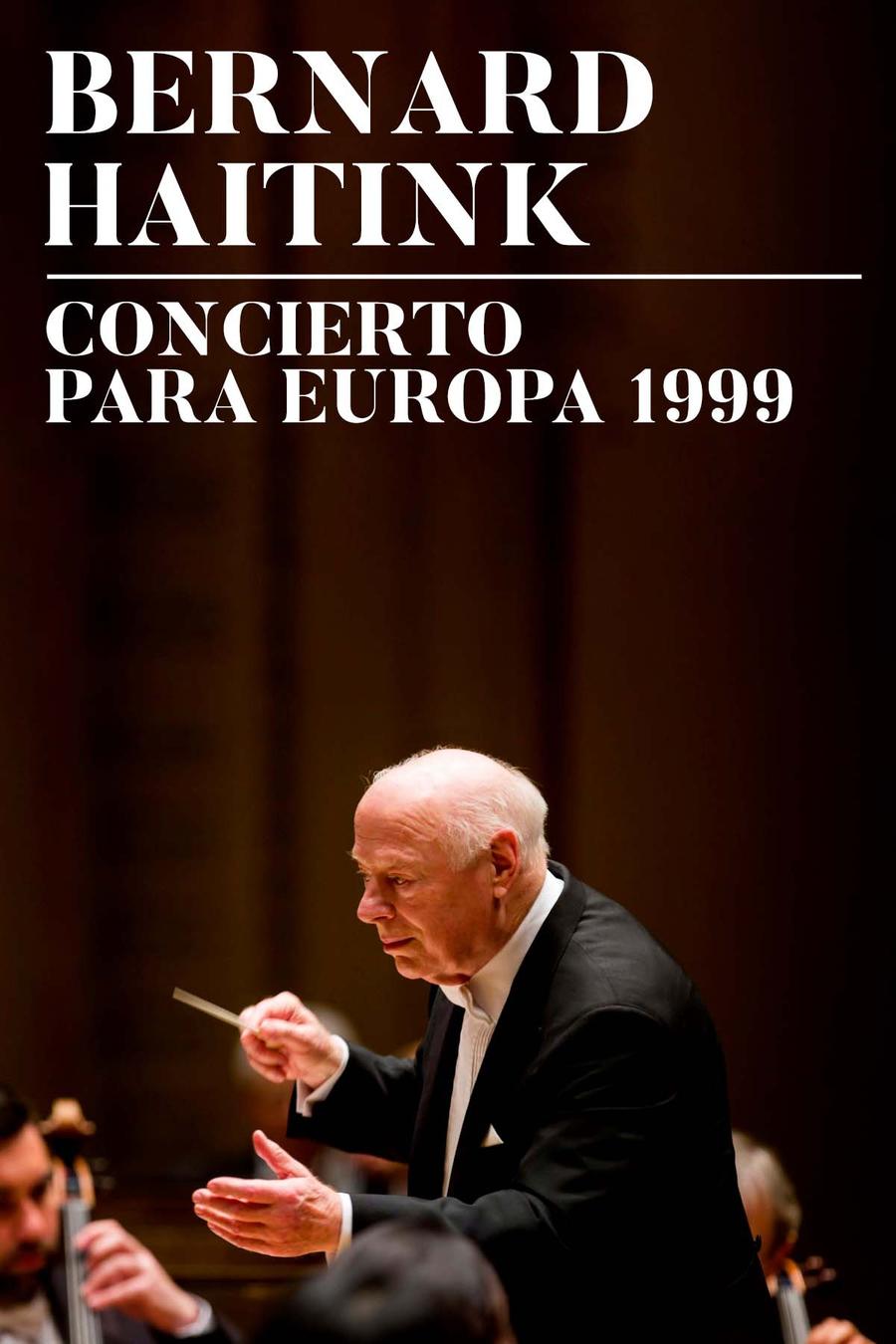 Concert per a Europa 1999