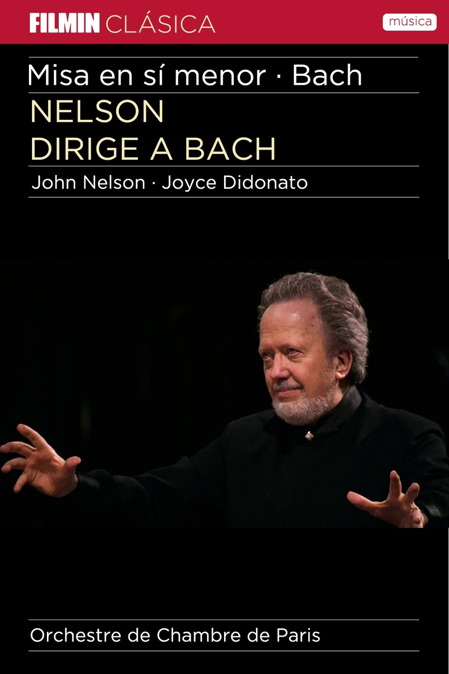 Nelson dirige a Bach