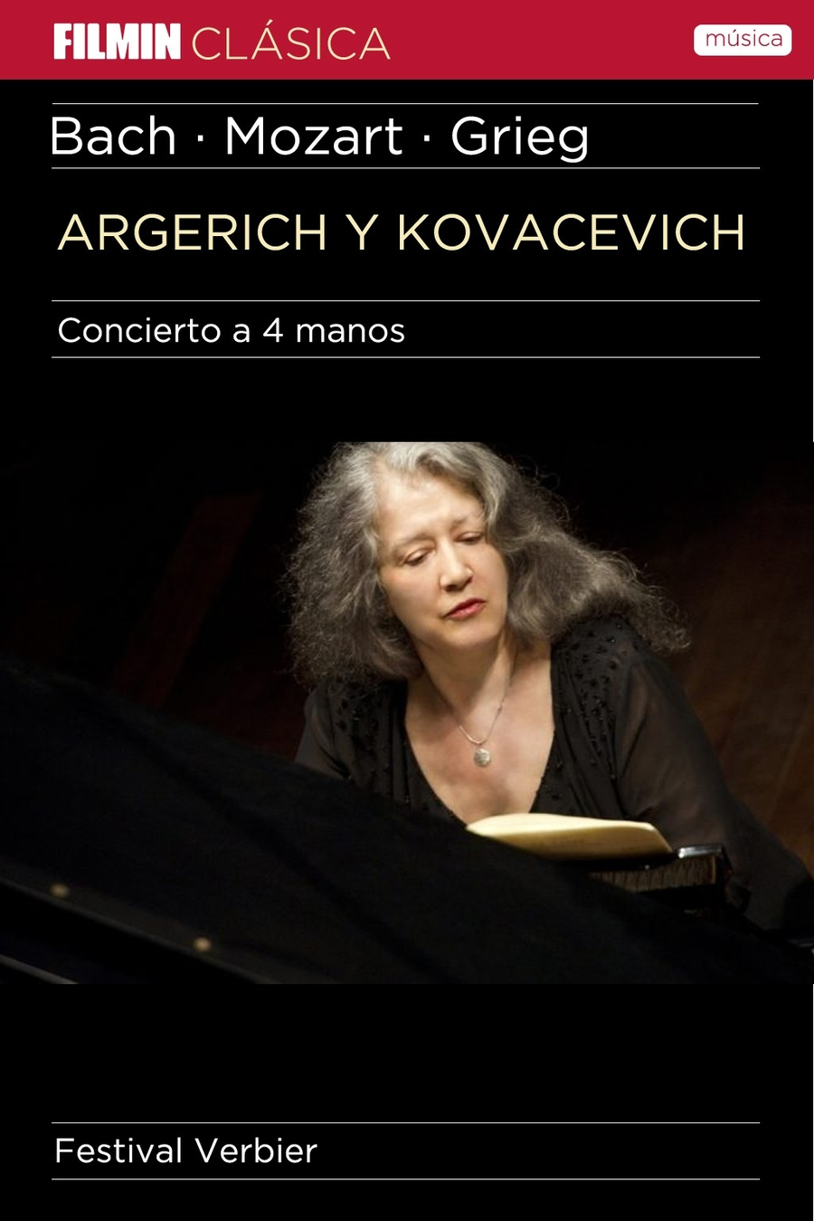 Argerich y Kovacevic