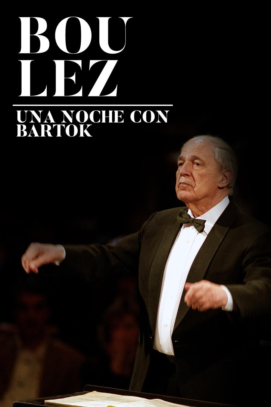 Bartók según Boulez