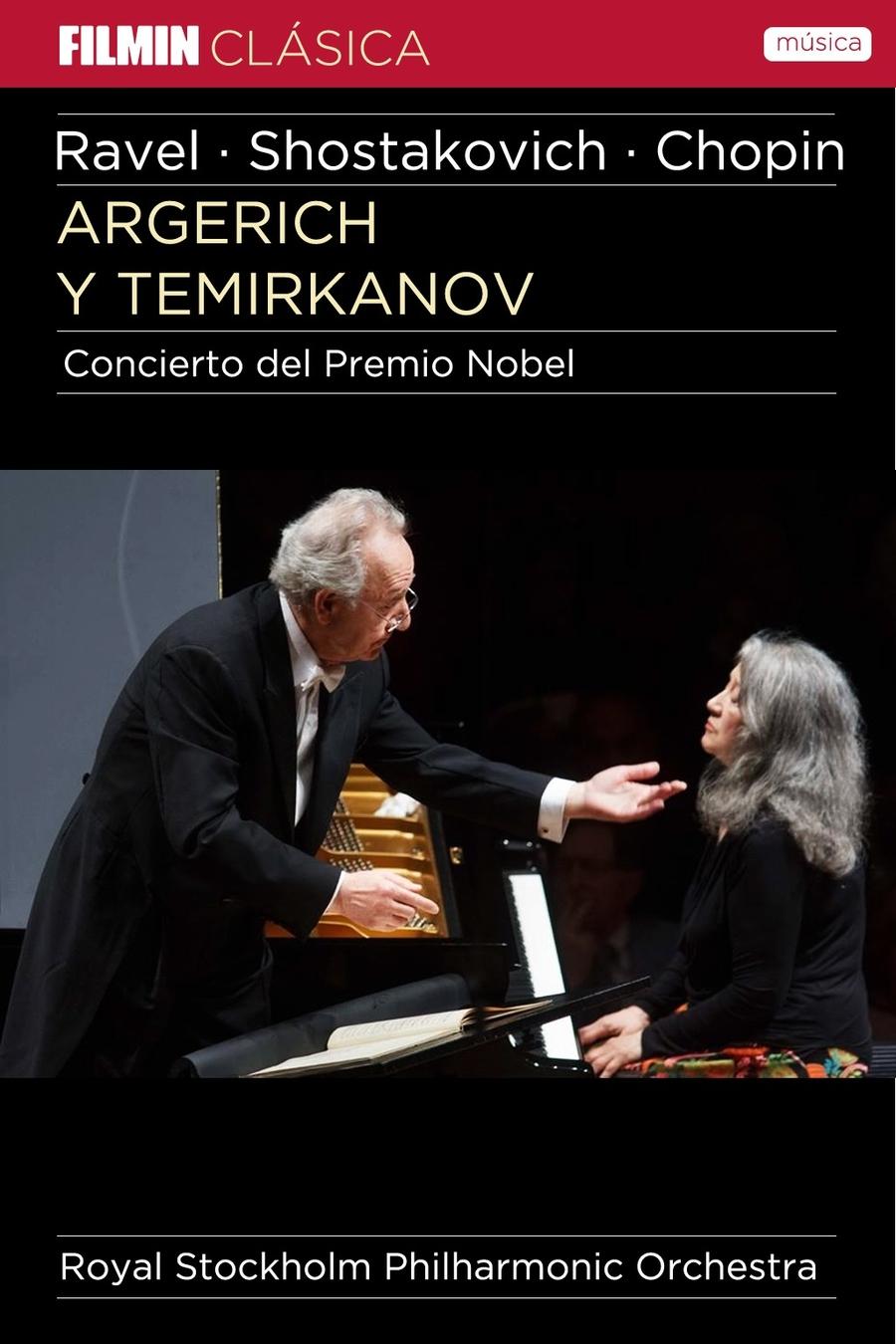 Argerich i Temirkanov