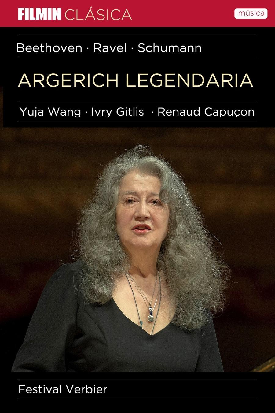 Argerich Legendaria
