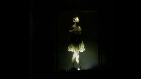 La petita ballarina de Degas