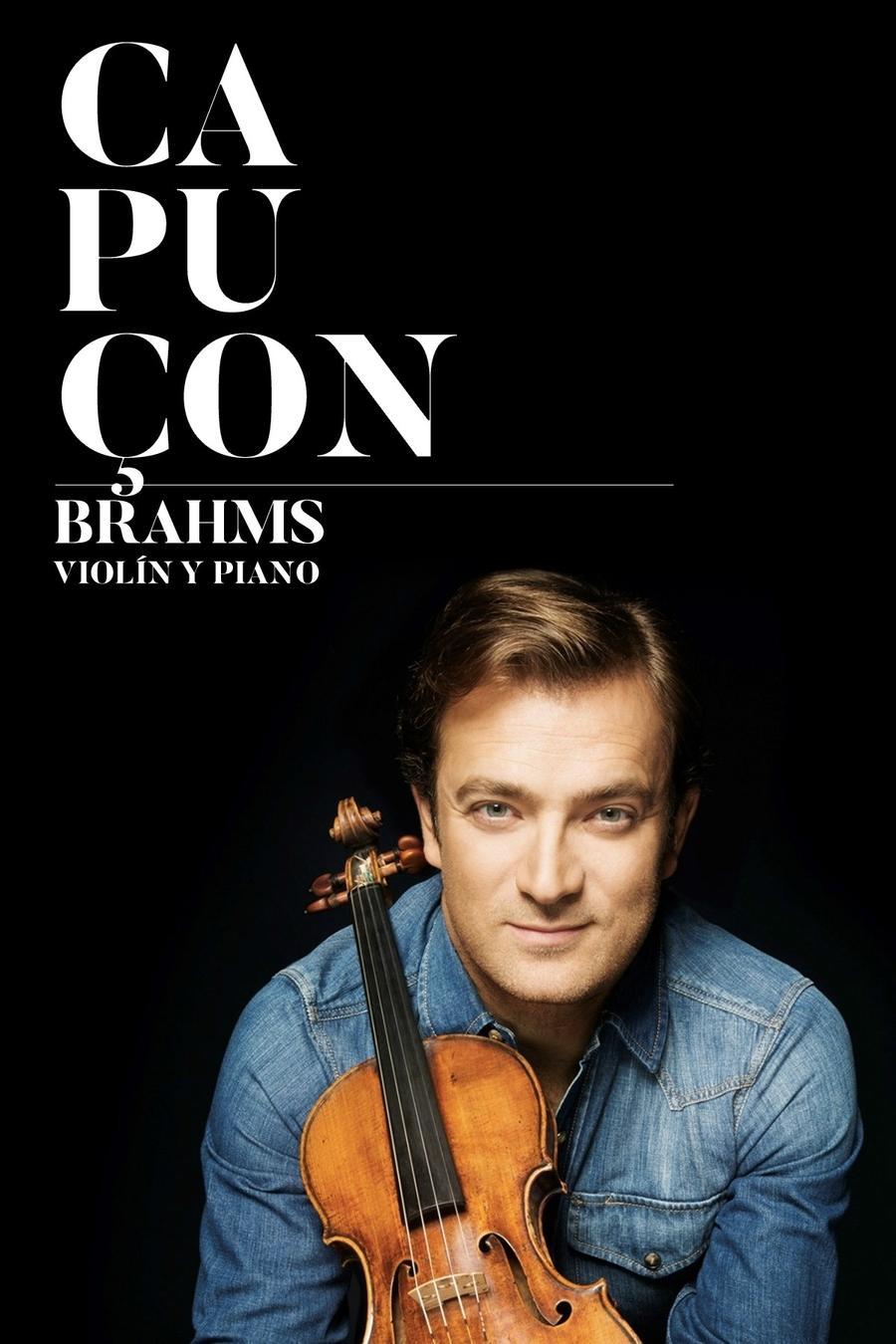 Brahms por Capuçon