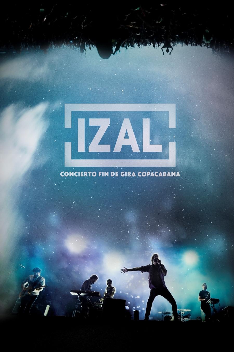 Izal: Concierto fin de Gira Copacabana
