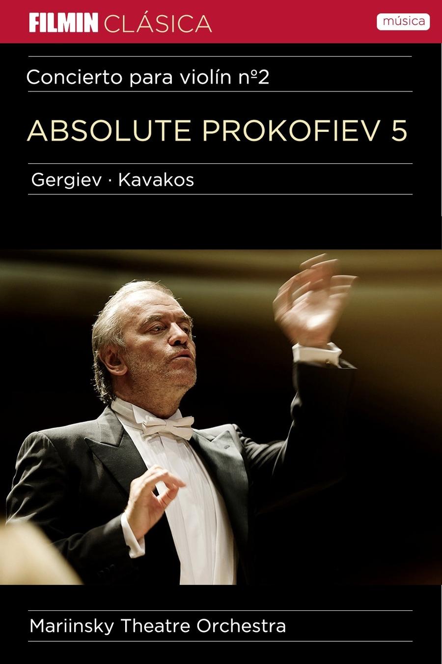 Absolute Prokofiev 5