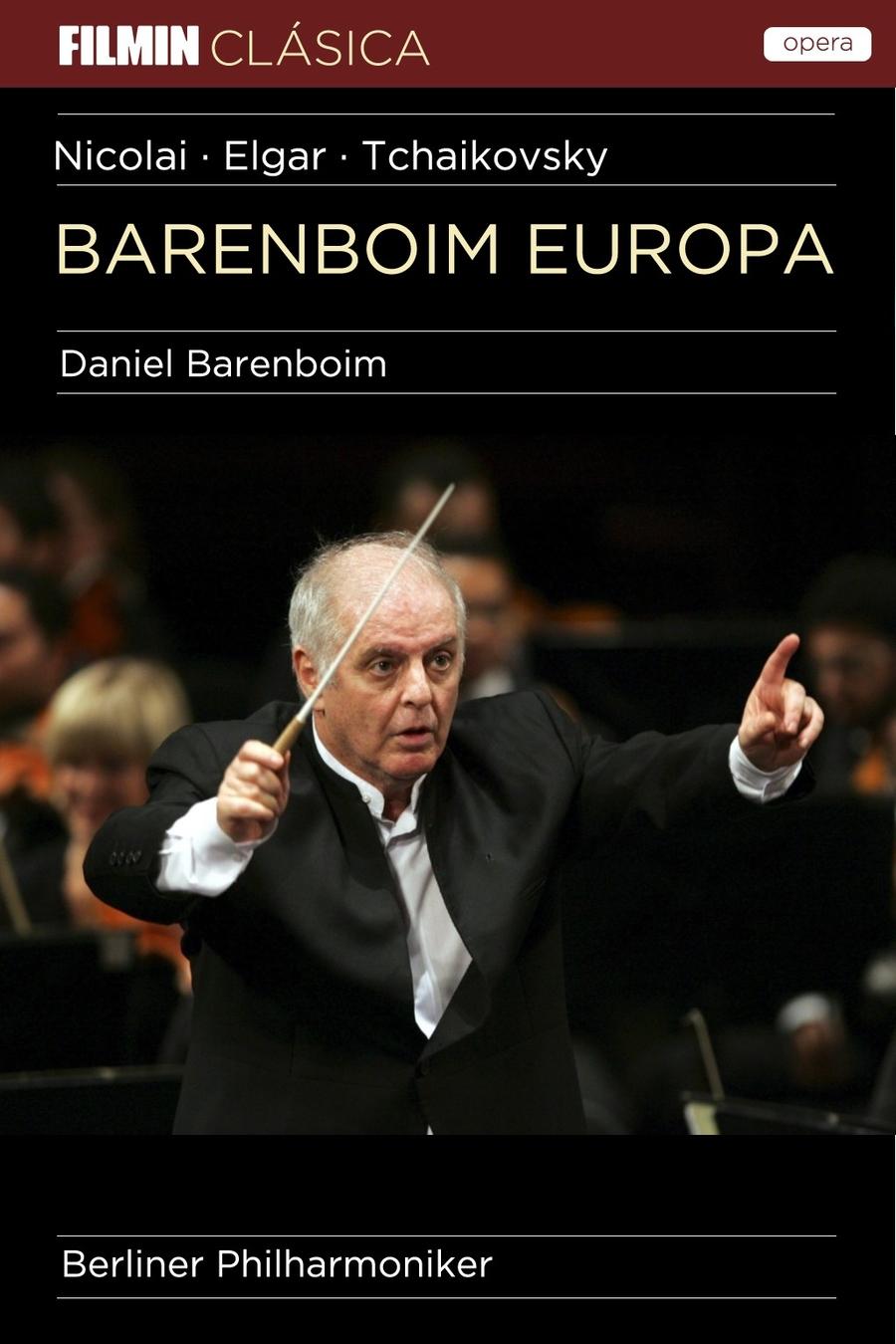 Barenboim Europa