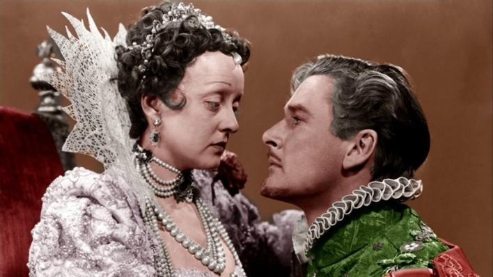 La vida privada de Elisabeth y Essex
