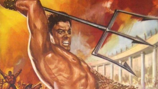 Maciste, el gladiador más fuerte del mundo