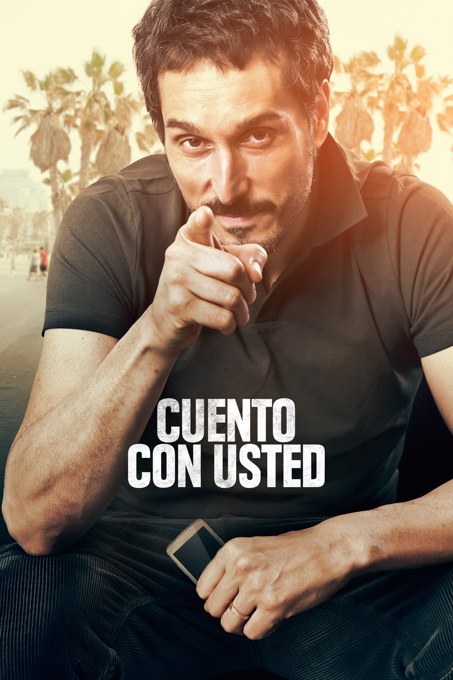 Cuento con Usted