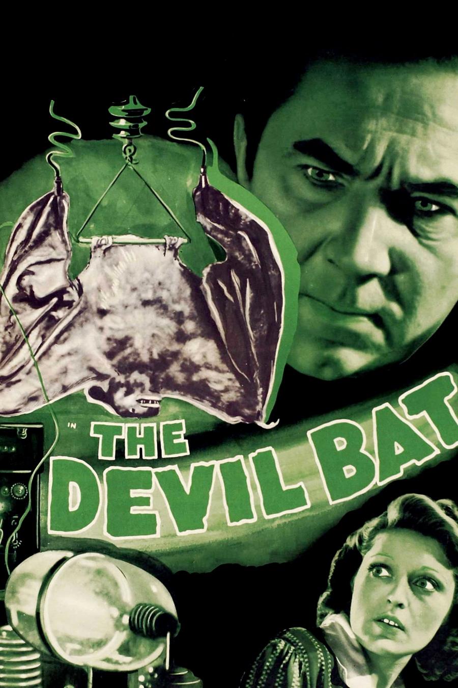 El murciélago diabólico