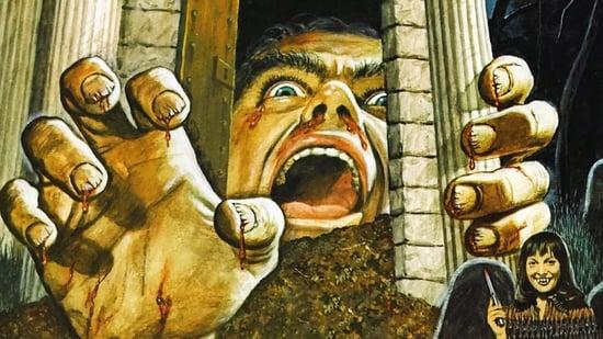 La bóveda de los horrores