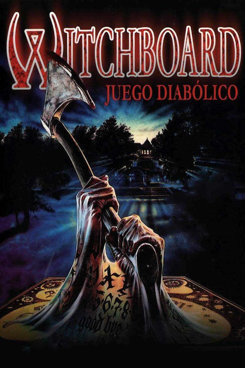 Witchboard, juego diabólico