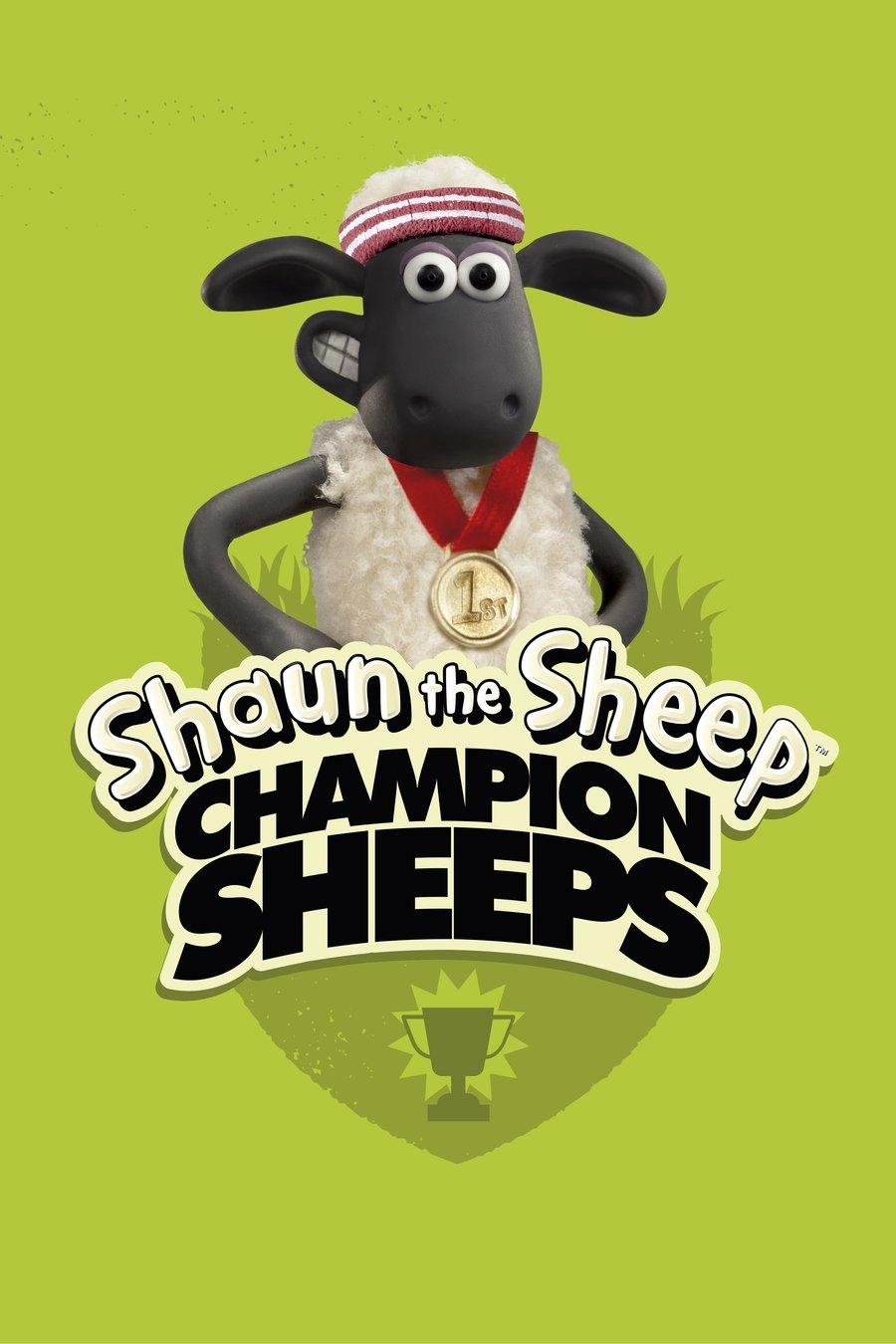 La Oveja Shaun: Championsheeps