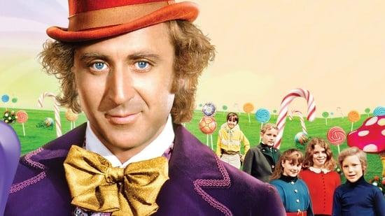 Un mundo de fantasía (Willy Wonka y la Fábrica de Chocolate)