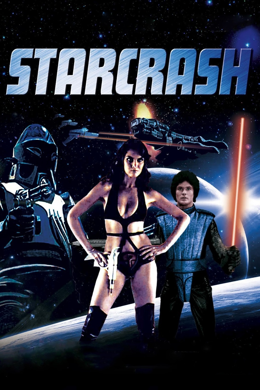Star Crash: Choque de Galaxias