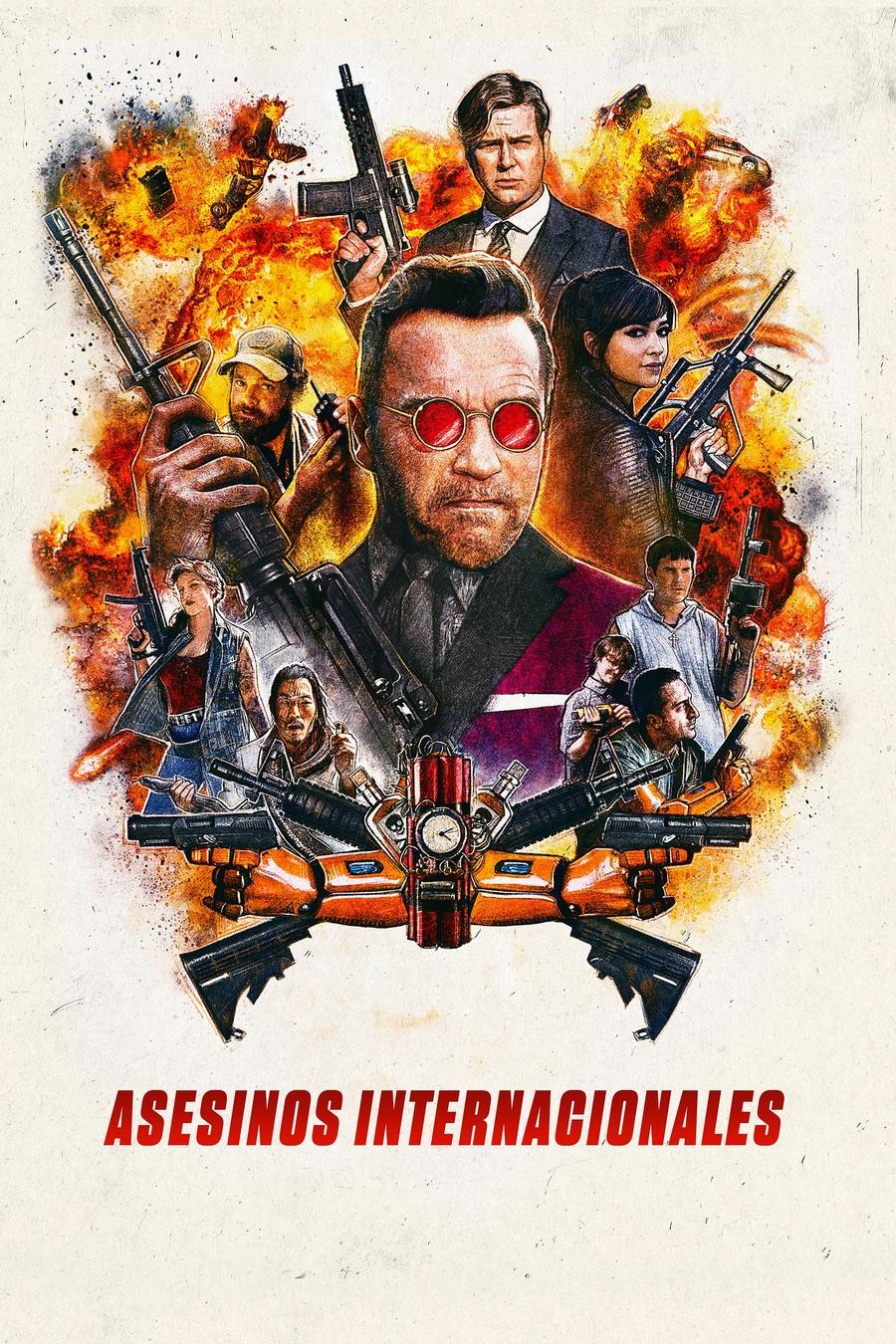 Asesinos internacionales