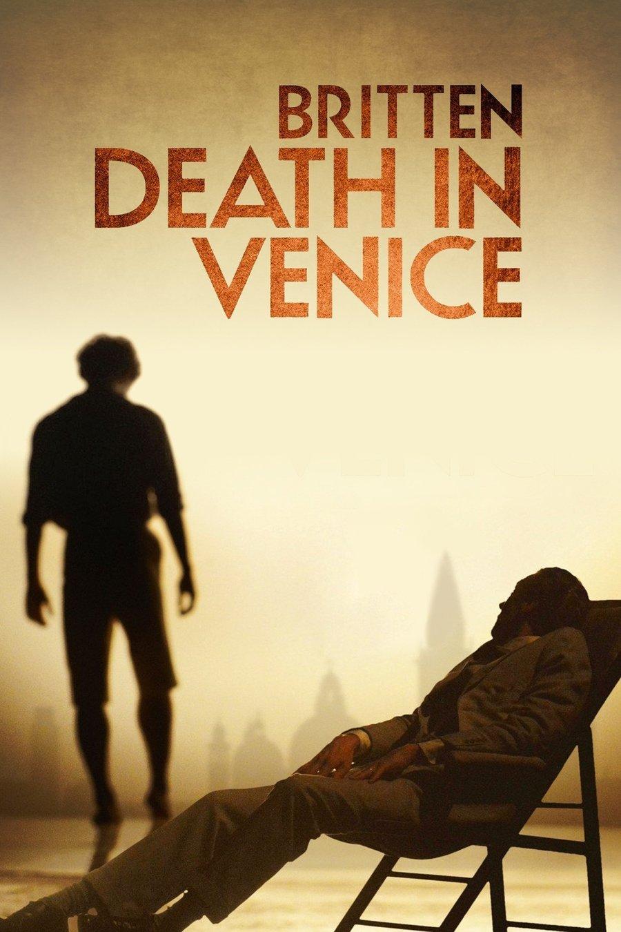 Muerte en Venecia (ópera)