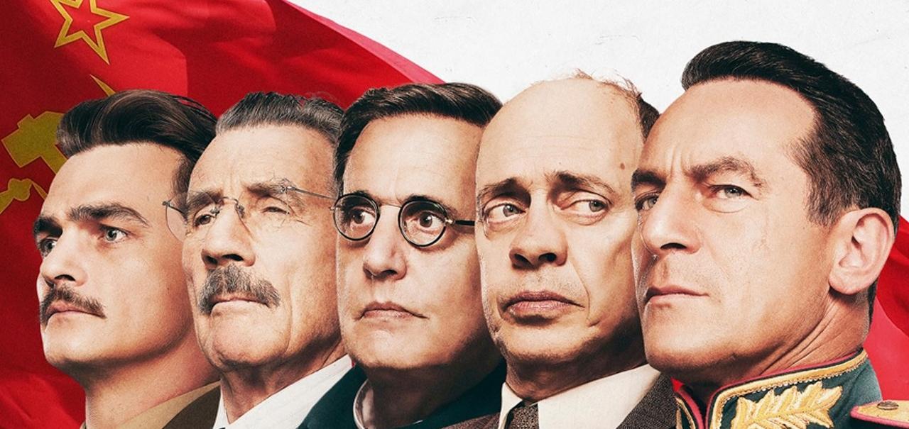 La mort de Stalin