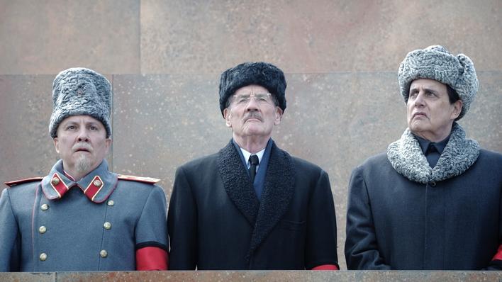 La muerte de Stalin