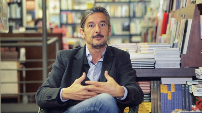 Roberto Bolaño. La batalla futura