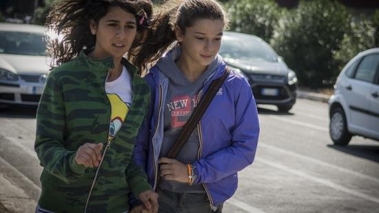 La Fuga: Girl in Flight