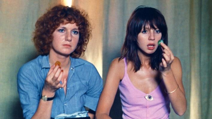 Los locos viajes de Celine y Julie