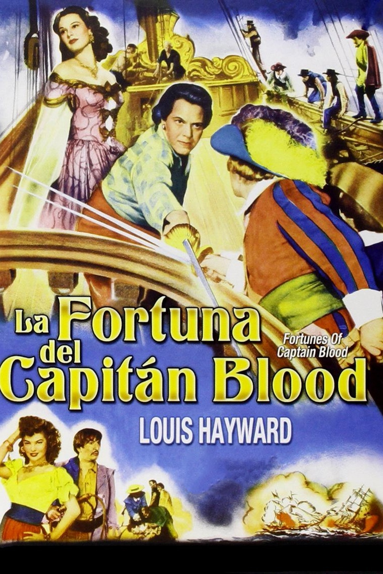 La fortuna del Capitán Blood