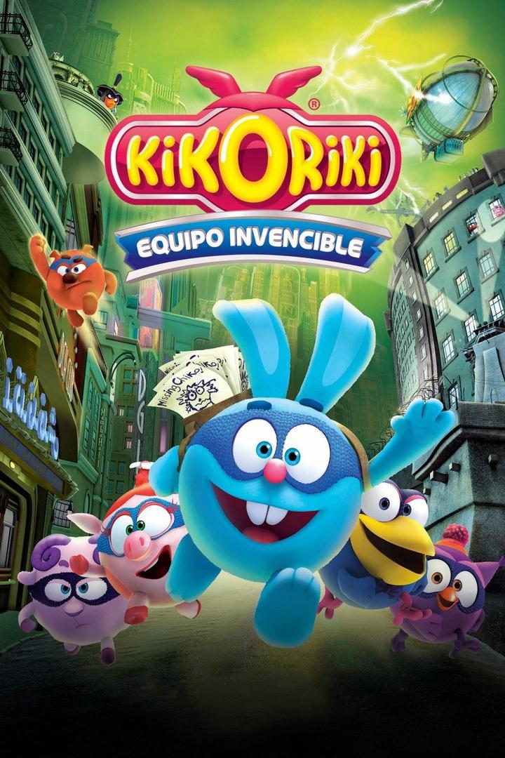 Kikoriki: Equipo Invencible