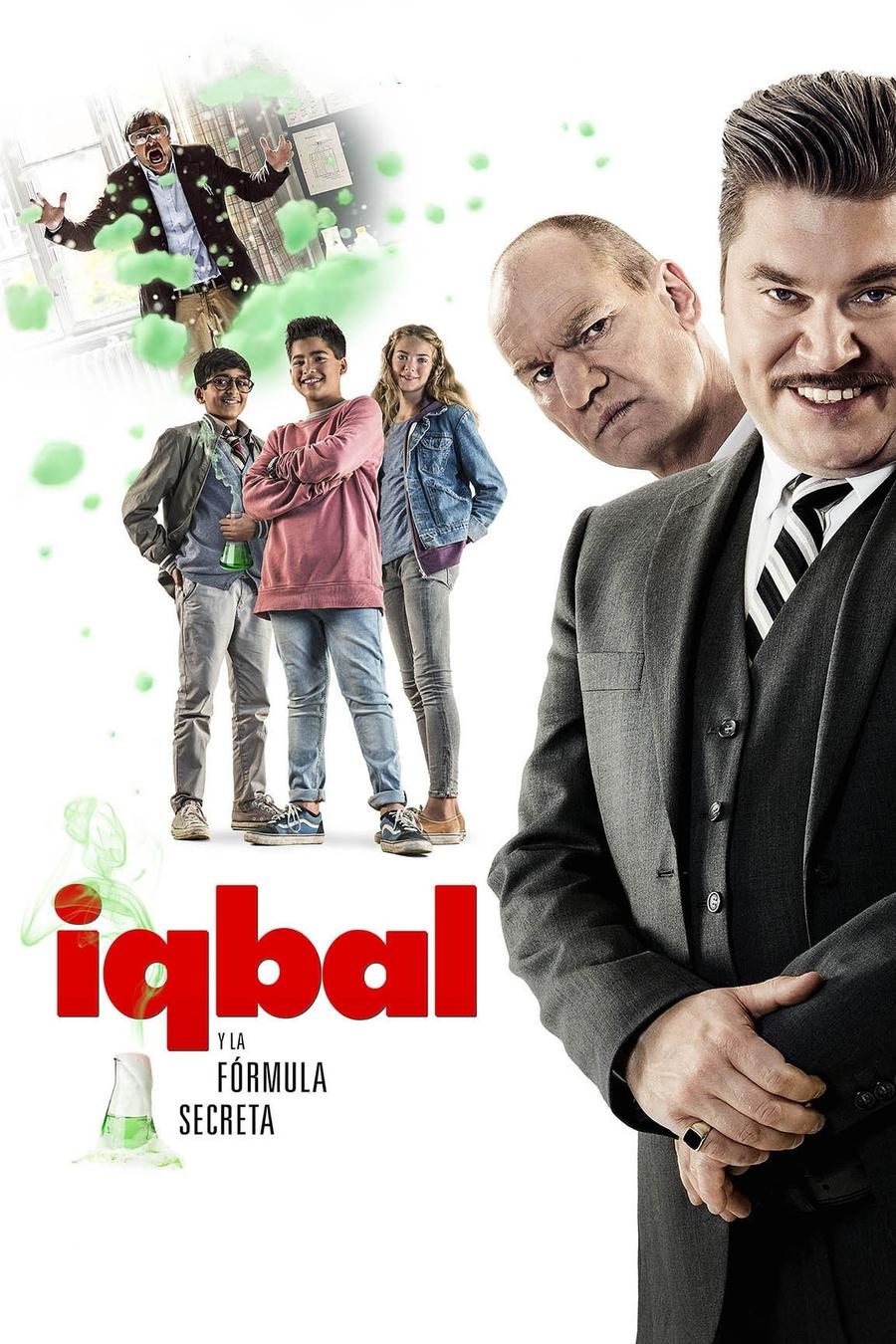 Iqbal i la fórmula secreta