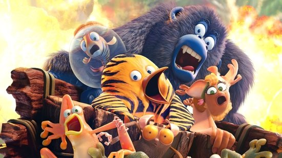 The Jungle Bunch: La Panda de la Selva