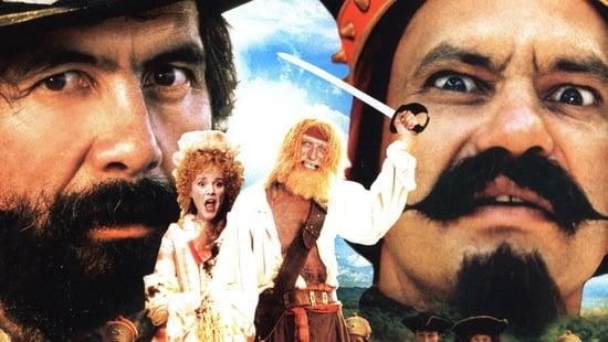 Los desmadrados piratas de Barba Amarilla