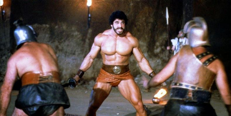 Hércules, la furia del coloso