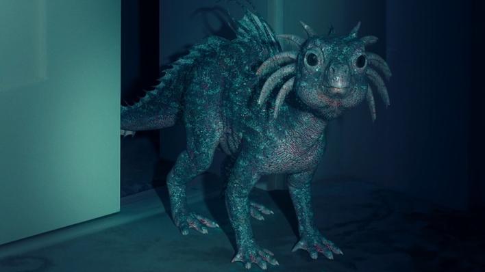 Mi pequeño dinosaurio