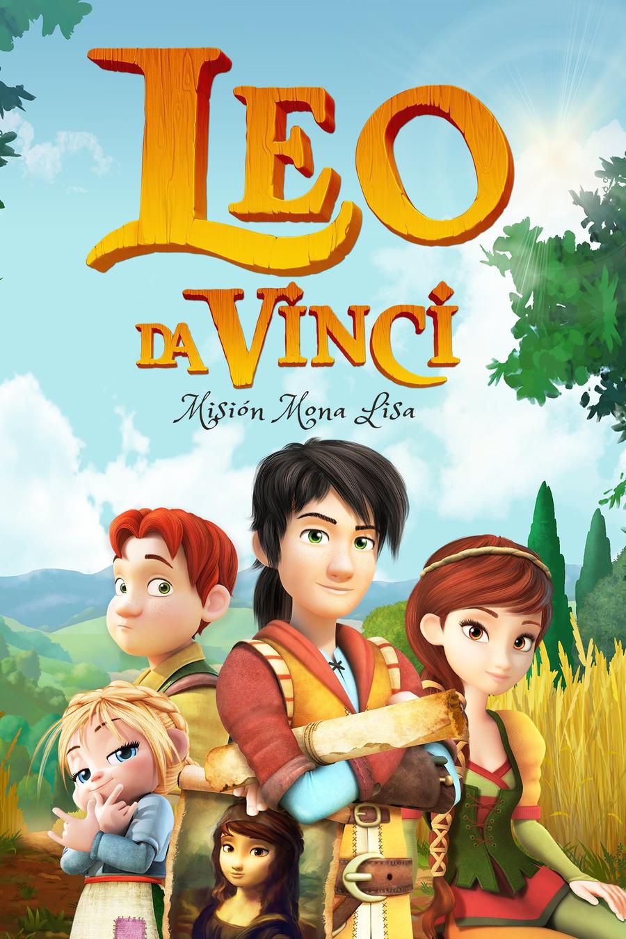 Leo Da Vinci: Misión Mona Lisa