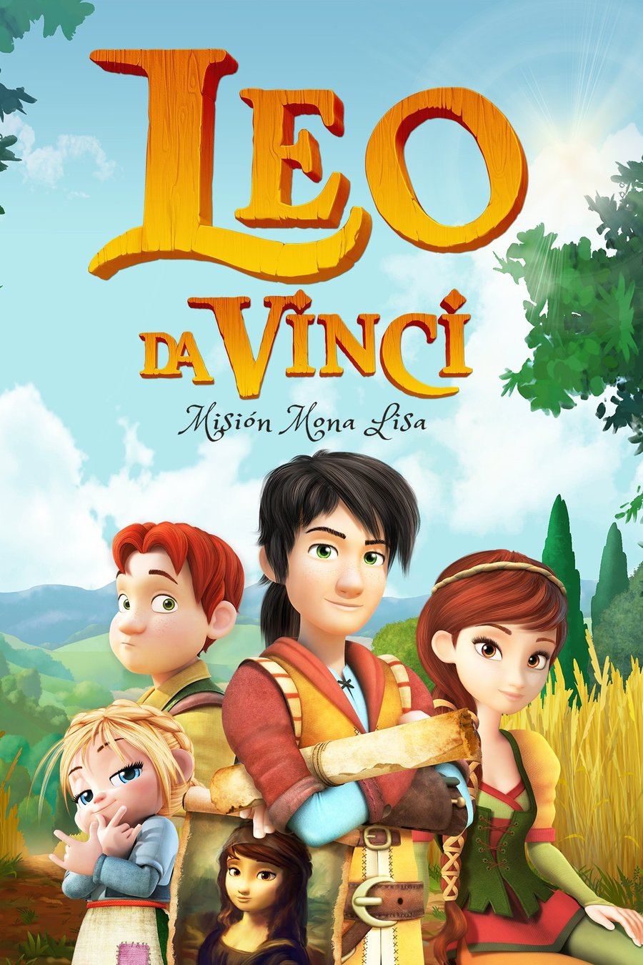 Leo Da Vinci: Missió Mona Lisa
