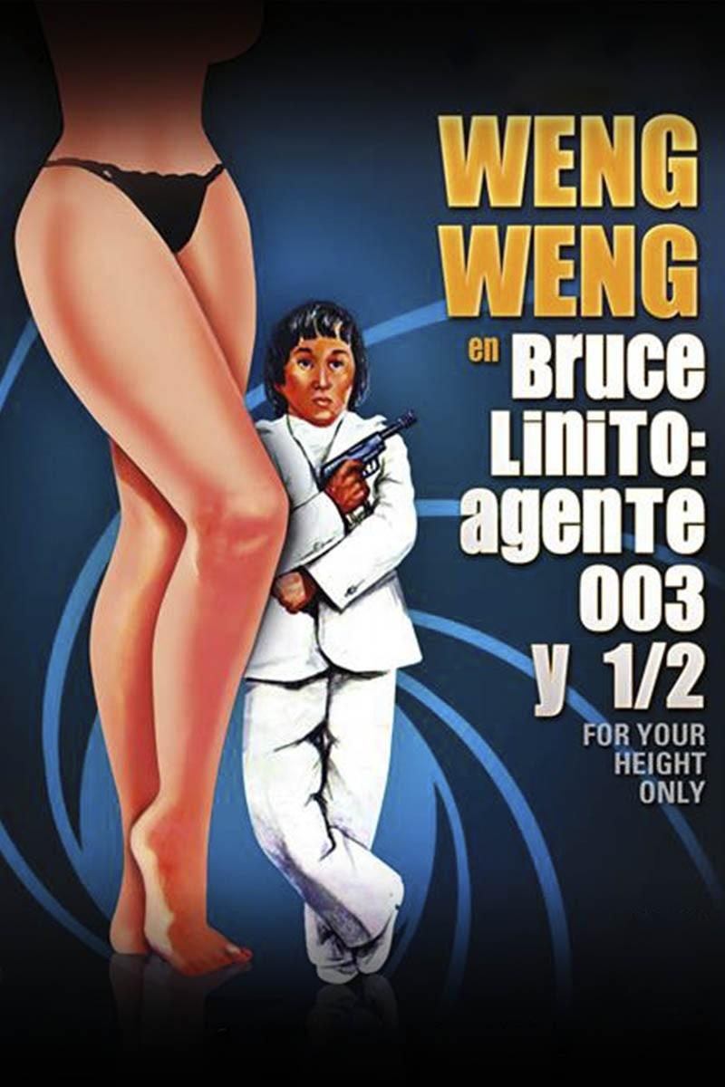 Bruce Linito: agente 003 y 1/2