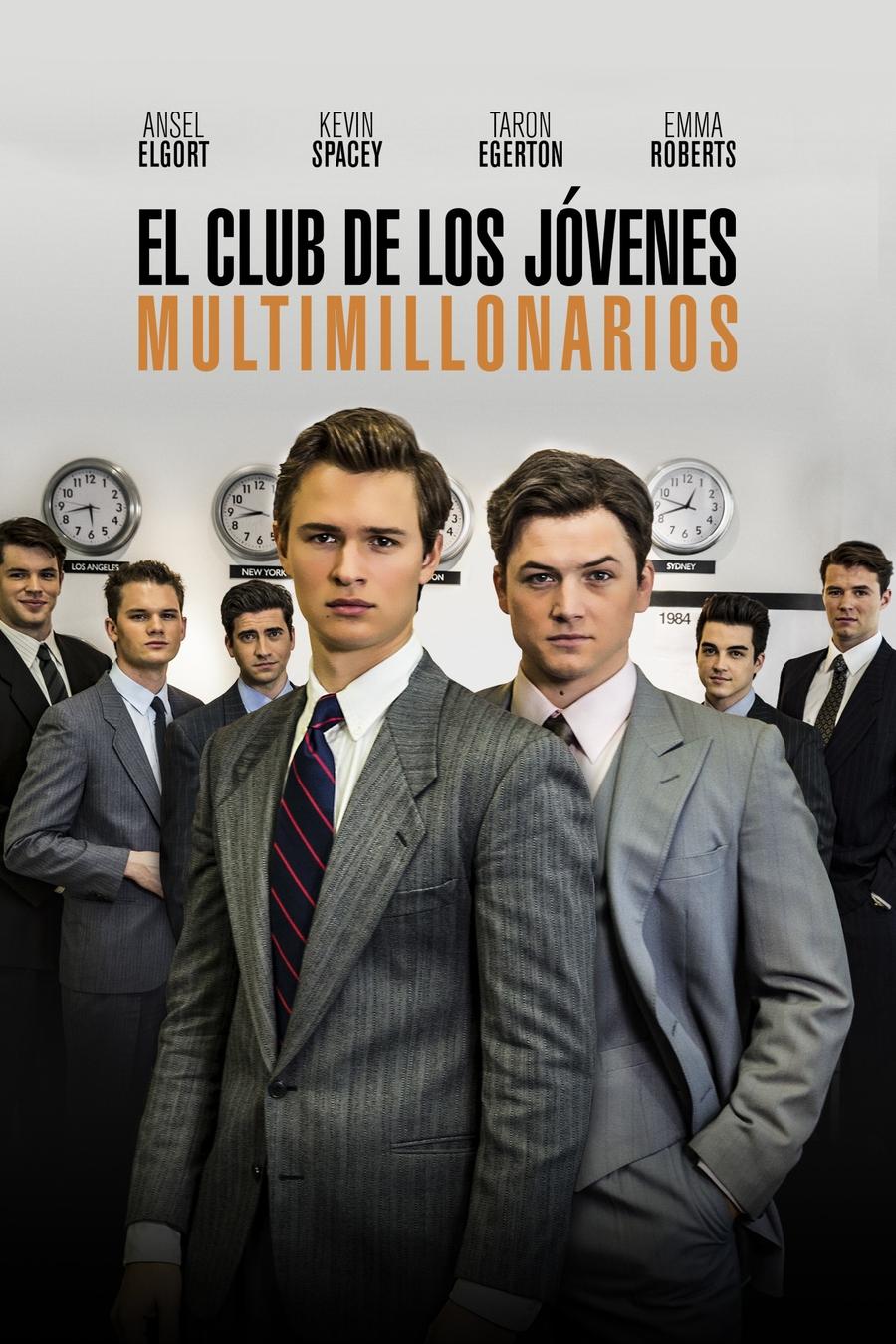 El club de los jóvenes millonarios